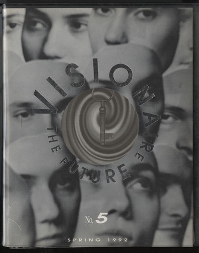 New York: Visionaire, 1992. First Edition. Softcover. Near Fine Condition. 18 inserts and a subscrip...