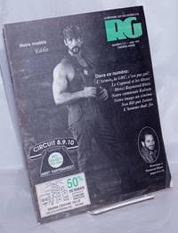 Le magazine RG [Revue Gai]: le mensuel gai Québécois; #117, Juin 1992