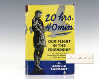 20 Hrs. and 40 Min. Our Flight in the Friendship. The American Girl, First Across the Atlantic by Air, Tells Her Story.