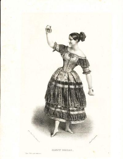Paris: Marchant, 1841. Elssler, Fanny. . 6