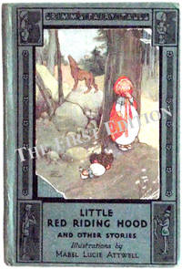 Mabel Lucie Attwell Book Little Red Riding Hood and Other Stories by The Brothers Grimm circa 1915