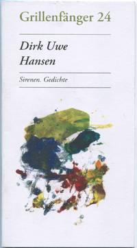 image of Sirenen. Gedichte (Grillenfänger 24)