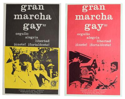 Gran Marcha Gay '83. Orgullo |...
