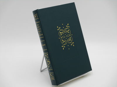 Birmingham.: Palladium Press. , 2005 . Full green leather, raised bands, gilt decorations, all edges...