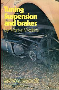 image of Tuning: Suspension and Brakes ('Cars and Car Conversions' tuning companions, vol.3)