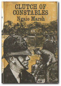 Clutch Of Constables by  Ngaio Marsh - Hardcover - Reprint - 1969 - from Books in Bulgaria (SKU: 19566)