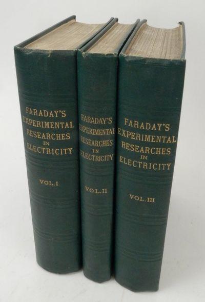 London: Bernard Quaritch (Vols I and II) / Richard Taylor and William Francis (Vol III), 1882. Later...