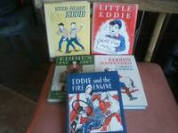 Eddie Series Five Early Editions in Dustjackets