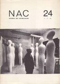 NAC. Dal n. 1, 15 Ottobre 1968 al n. 27, 15 Dicembre 1969