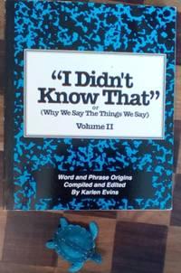 I Didn't Know That Vol. 2