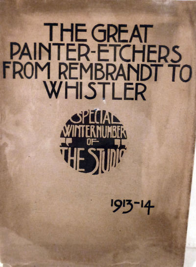 London: The Studio, 1914. First edition. Paperback. Orig. tan wrappers. Very good. 264 pages. 29 x 2...