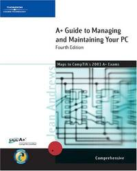 image of A+ Guide to Managing and Maintaining Your PC: Comprehensive Edition