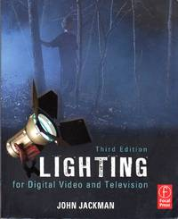 image of Lighting for Digital Video and Television (3rd, Third Edition)