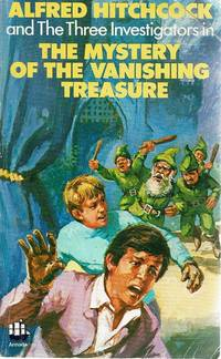 image of The Mystery Of The Vanishing Treasure: Alfred Hitchcock And The Three Investigators