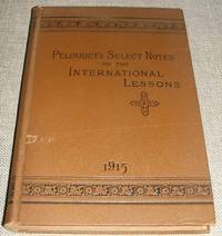 image of Peloubet's Select Notes on the International Lessons for 1915