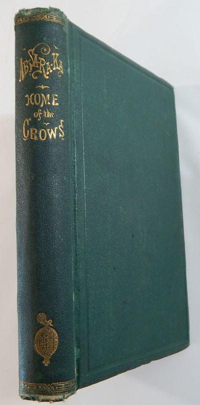 Philadelphia: J. B. Lippincott & Co, 1868. First edition. Hardcover. Very good. 8vo. 284pp. Green te...