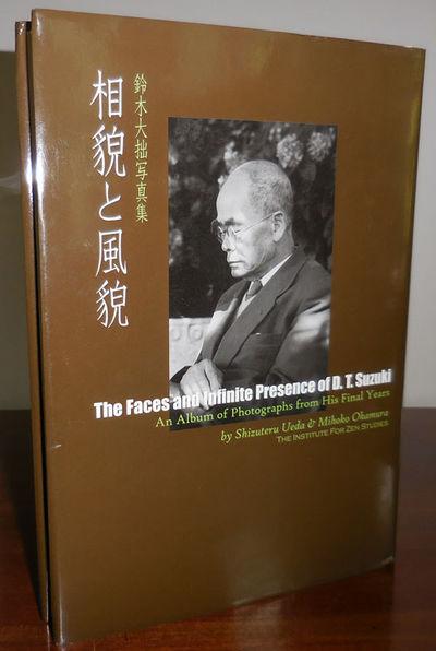 Kyoto: Shizuteru Ueda & Miholo Okamura / The Institute for Zen Studies, 2005. First edition. Hardcov...