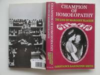 image of Champion of homoeopathy: the life of Dr. Margery Blackie