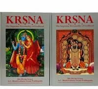 image of Kṛṣṇa: The supreme personality of Godhead : a summary study of Śrīla Vyāsadeva's Śrīmad-Bhāgavatam, tenth canto 2 Volumes
