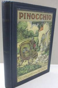 image of Pinocchio; A Tale of a Puppet