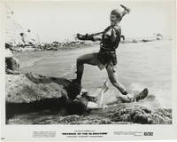 image of Revenge of the Gladiators (Collection of 19 original photographs from the 1964 film)