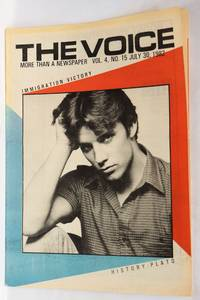 The voice: more than a newspaper; vol. 4, #15, July 3, 1982