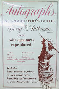 image of Autographs:  A Collector's Guide