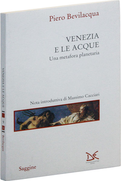 Roma: Donzelli Editore, 1995. First Edition. Paperback. 12mo. Pictorial stiff card wrappers with Fre...