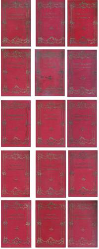 Christian Herald Library 10-Volume Set + 5 Bonus:  the Children's Portion; Readings & Recitations for Winter Evenings; a Budget of Christmas Tales; a Book of Golden Deeds of all Times & all Lands; The Golden Treasury of Texts for Every Day of the Year; How to Behave & How to Amuse: a Handy Manual of Etiquette & Parlor Games; Hand Book for American Citizens; Or, Things Every Patriot Should Know; How to Get on in the World; Or, a Ladder to Practical