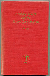 Available Energy and the Second Law Analysis