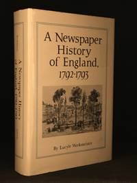 A Newspaper History of England 1792-1793