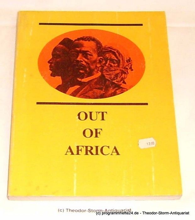Out of africa vintage hard 5