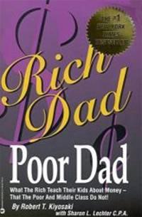 image of Rich Dad, Poor Dad