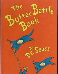 image of THE BUTTER BATTLE BOOK