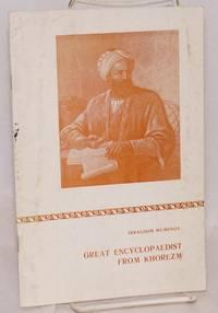 image of Great encyclopaedist from Khorezm