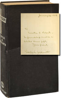 Detour (First Edition, association copy, inscribed in the year and month of publication)