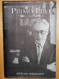 PRIMO LEVI: Tragedy of an Optimist by  Steve (translator)  Myriam; Cox - First U.S. Edition 1st Printing - 1997 - from Joe Staats, Bookseller (SKU: 5099)