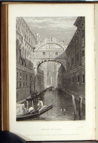 """Landscape Annual 1830: """"The Tourist in Switzerland and Italy""""."""