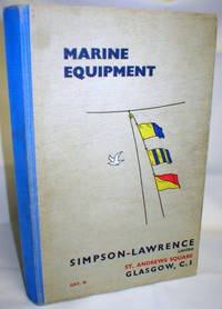 Marine Equipment; Catalogue Q
