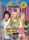 Hannah Montana Pop Star Passbook