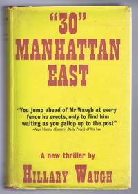 """30"""" Manhattan East, A Case for Homicide North"""