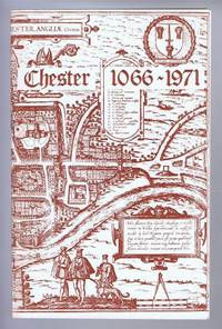Chester 1066-1971: Contemporary descriptions by residents and visitors