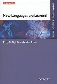 How Languages are Learned: Oxford Handbooks for Language Teachers