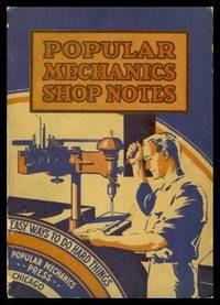 POPULAR MECHANICS SHOP NOTES 1934