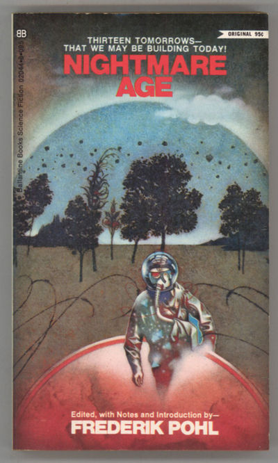 New York: Ballantine Books, 1970. Small octavo, pictorial wrappers. First edition. Ballantine Books ...