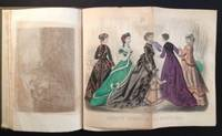 Godey's Lady's Book (2 Vols.) -- 1868 (Complete)