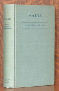 MAINE A GUIDE 'DOWN EAST' (AMERICAN GUIDE SERIES, WPA)