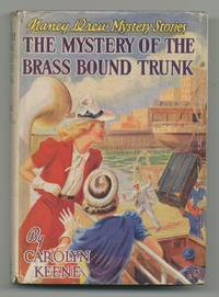 The Mystery of the Brass Bound Trunk: Nancy Drew Mystery Stories, 17