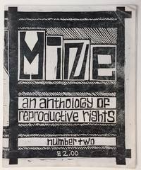 image of Mine: an anthology of reproductive rights [number 2]