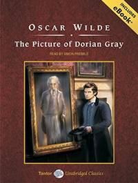 image of The Picture of Dorian Gray, with eBook (Tantor Unabridged Classics)